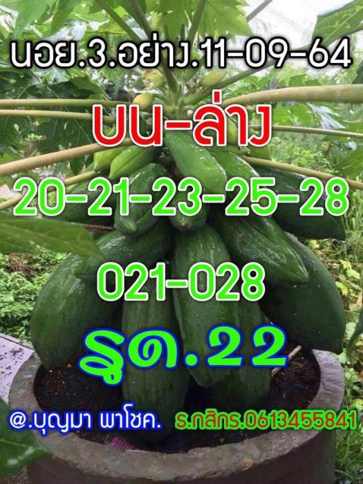 แนวทางหวยฮานอย11-9-64-วันนี้.com12