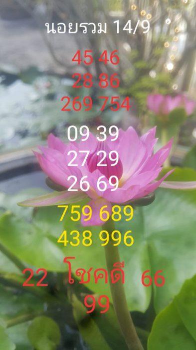 แนวทางหวยฮานอย14-9-64-วันนี้.com4