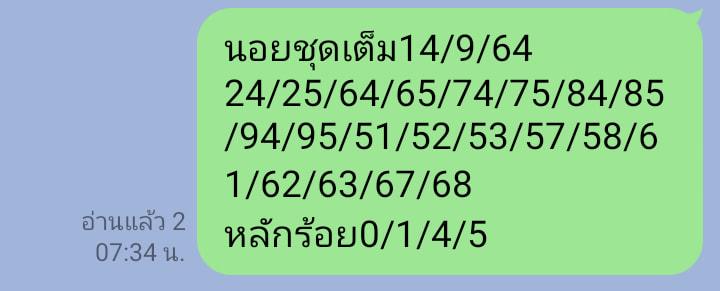 แนวทางหวยฮานอย14-9-64-วันนี้.com6