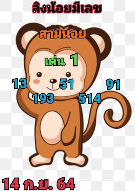 แนวทางหวยฮานอย14-9-64-วันนี้.com9