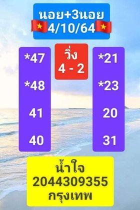 แนวทางหวยฮานอย4-10-64-วันนี้.com6