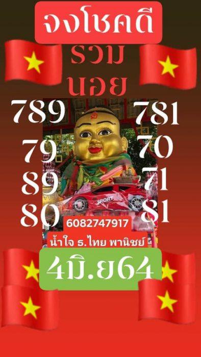 แนวทางหวยฮานอย4-6-64-วันนี้.com6