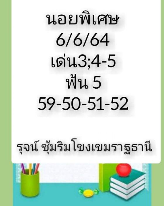 แนวทางหวยฮานอย6-6-64-วันนี้.com15