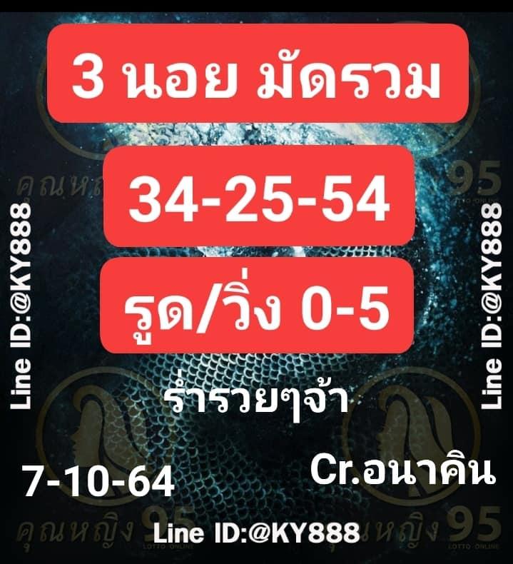 แนวทางหวยฮานอย7-10-64-วันนี้.com15