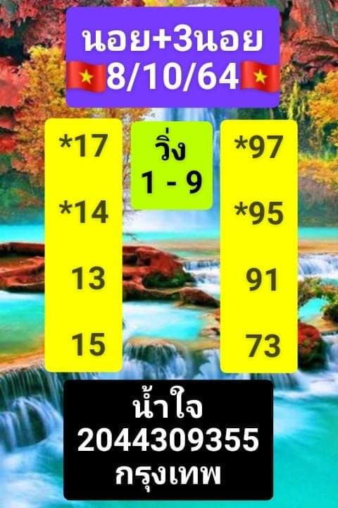 แนวทางหวยฮานอย8-10-64-วันนี้.com12