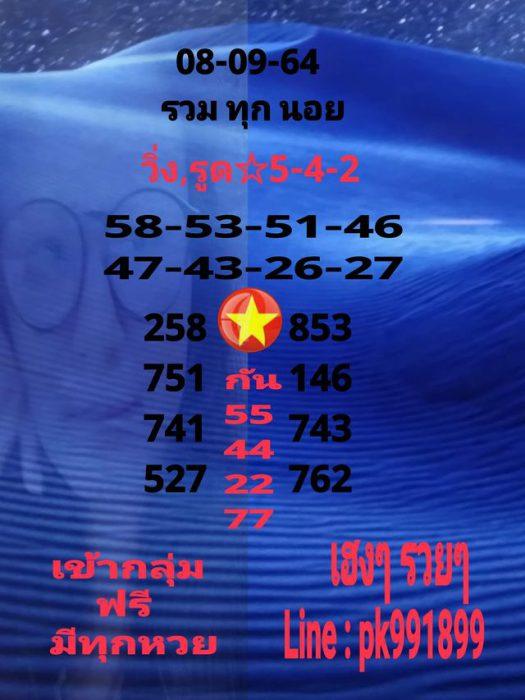 แนวทางหวยฮานอย8-9-64-วันนี้.com1