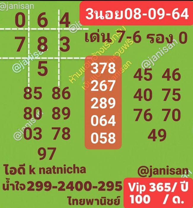 แนวทางหวยฮานอย8-9-64-วันนี้.com5