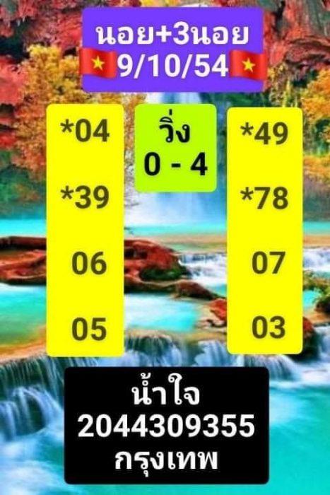 แนวทางหวยฮานอย9-10-64-วันนี้.com7