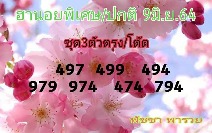 แนวทางหวยฮานอย9-6-64-วันนี้.com5