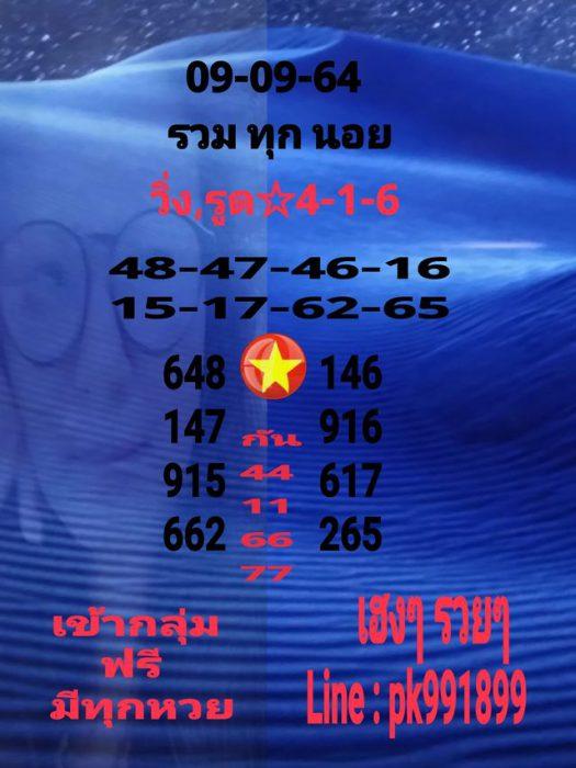 แนวทางหวยฮานอย9-9-64-วันนี้.com6